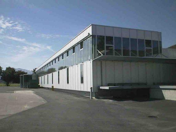 Bürogebäude Kiesen