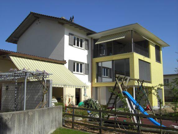 Zweifamilienhaus Jegenstorf