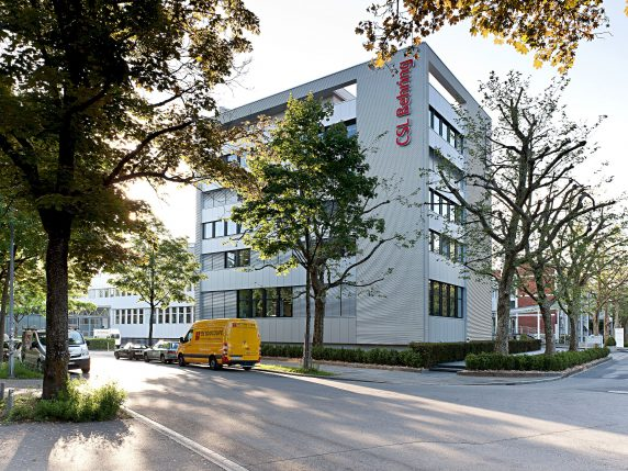 CSL Behring AG Gebäudehülle A