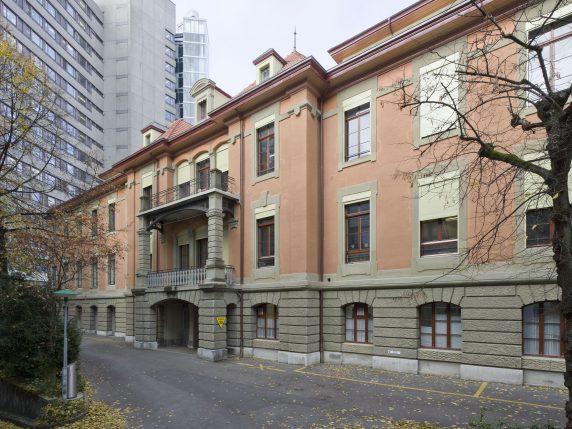 Sahlihaus 2 Inselspital Bern