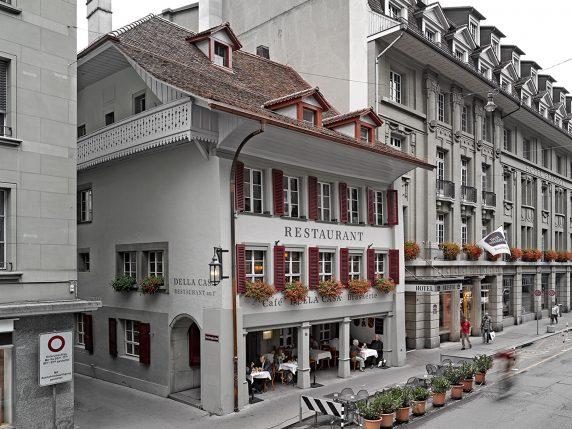 Restaurant Della Casa Bern