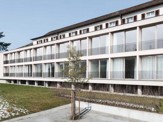 Bettenhaus Spital Langnau