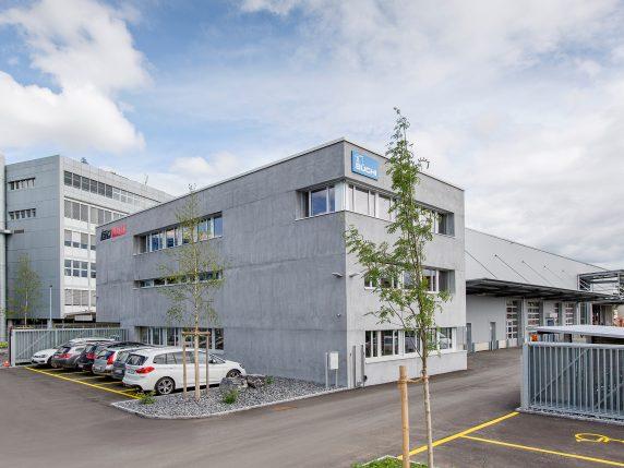 Werkhof Büchi Bern
