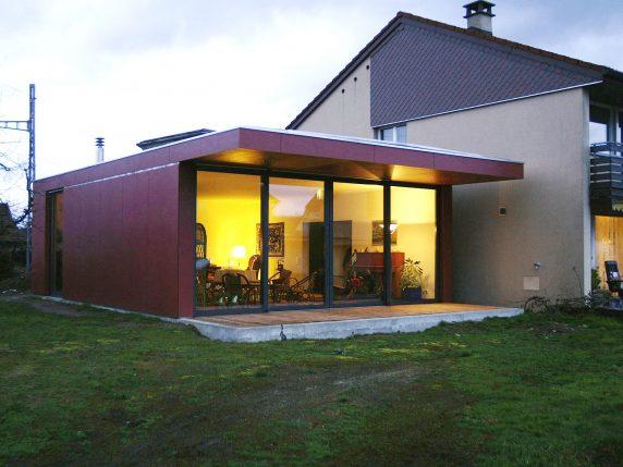 Einfamilienhaus Oberentfelden