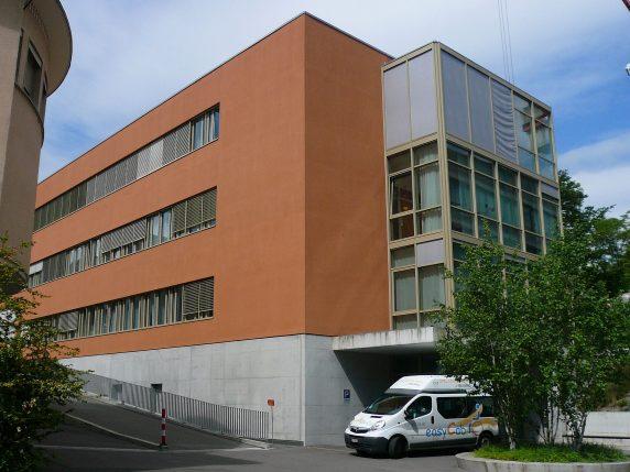 Isotopengebäude Inselspital