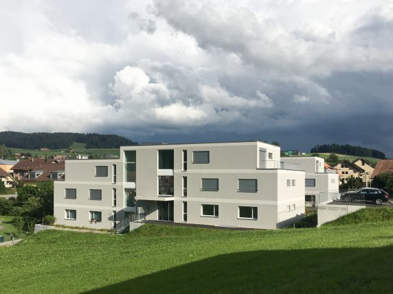 Wohnüberbauung Biglen